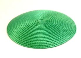 Jade Synthetic Hat Base 14cm